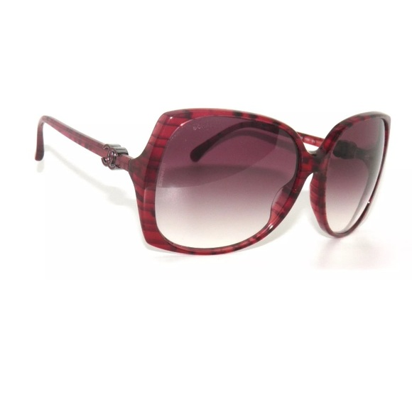 d7f1fc6fc098d CHANEL Accessories - Chanel Sunglasses 5216 violet and pink